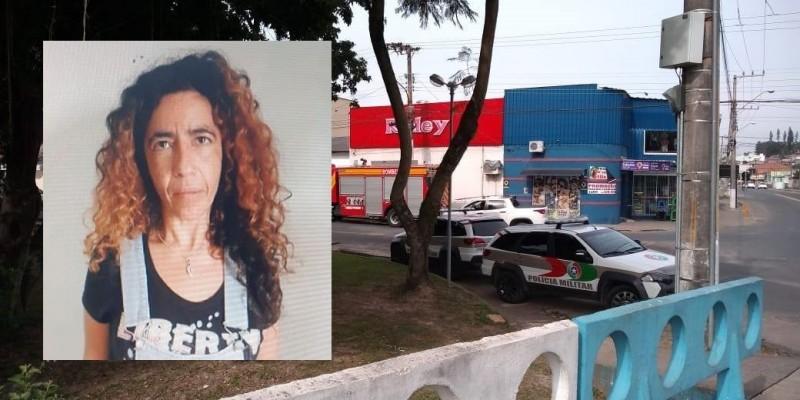 Polícia investiga morte de mulher como homicídio