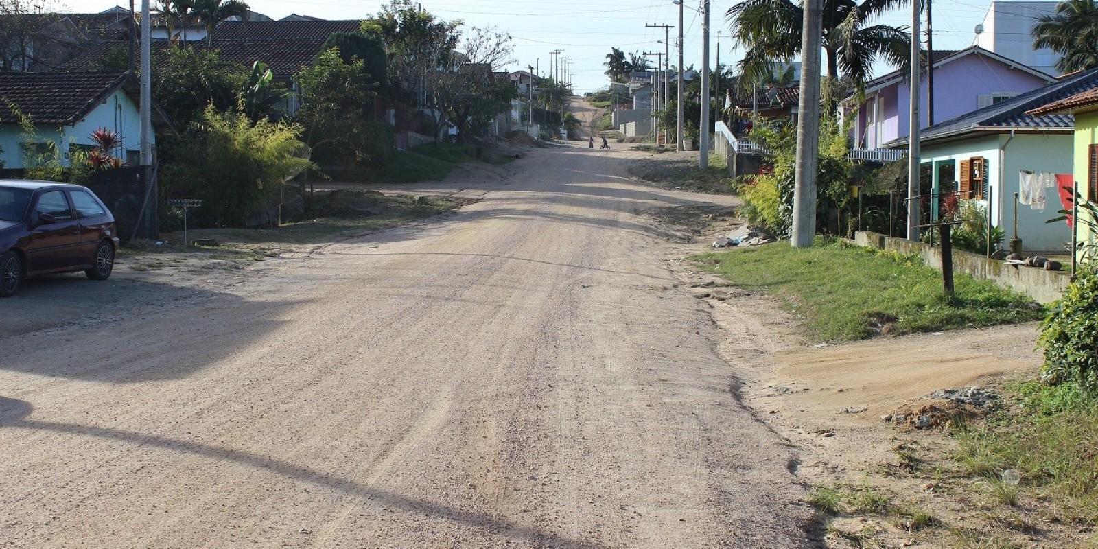Prefeitura entrega no dia 13 de julho Ordem de Serviço para pavimentar trecho da rua Jacó Becker