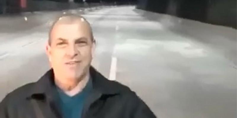 Vídeo em túnel da 101 repercute no país