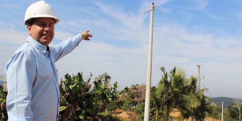 Cegero faz o primeiro investimento em Rede Protegida Rural
