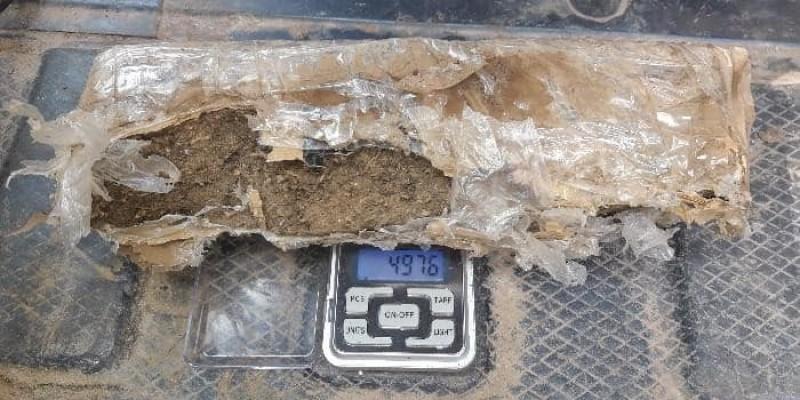Surpresa: maconha é encontrada em carro de leilão em Braço do Norte