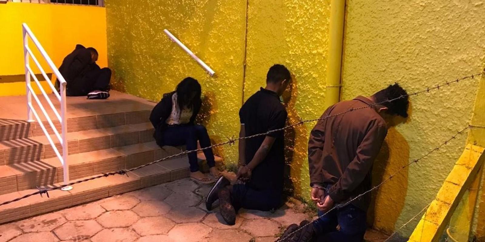 Assalto: família de São Ludgero é mantida refém durante 3 horas