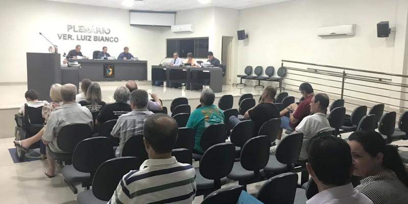 Confira os assuntos da Sessão Ordinária de segunda-feira, 16 de setembro de 2019, na Câmara Municipal de São Ludgero