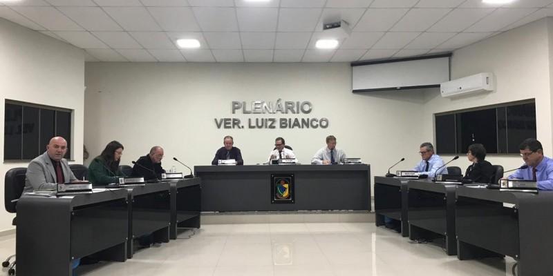 Confira os assuntos da Sessão Ordinária de segunda-feira, 23 de setembro de 2019, na Câmara Municipal de São Ludgero