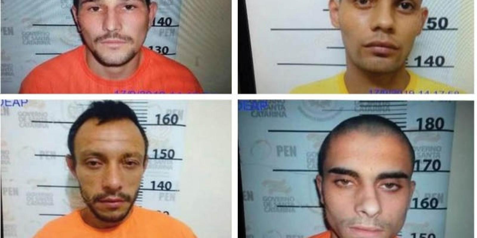 Fuga de detentos será investigada