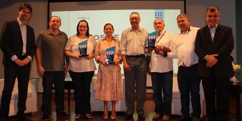 São Ludgero recebe prêmio do Instituto Trata Brasil