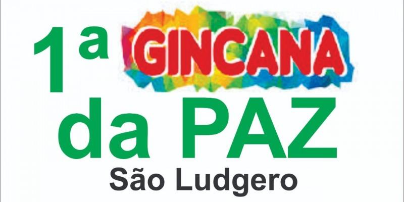 1ª Gincana da Paz acontece em São Ludgero envolvendo alunos do 1º ao 5º Ano