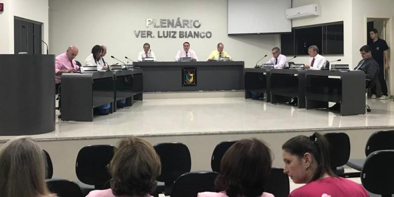 Confira os assuntos da Sessão Ordinária de segunda-feira, 30 de setembro de 2019, na Câmara Municipal de São Ludgero
