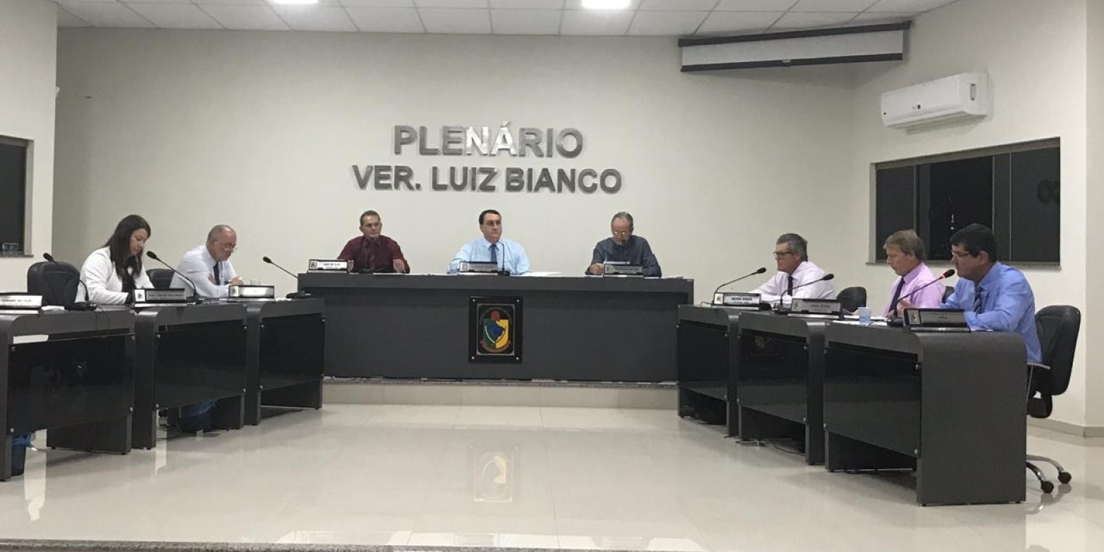 Destalhes sobre a sessão ordinária de segunda - feira, 21, na Câmara Municipal de São Ludgero