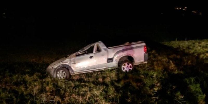Armazém: homem morre em acidente de trânsito