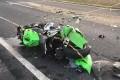 Casal morre em acidente entre carro e motocicleta na Via Rápida
