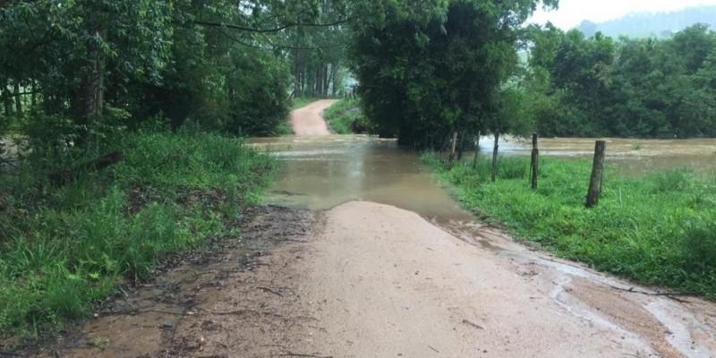 Chuvas elevam nível dos rios em Grão-Pará