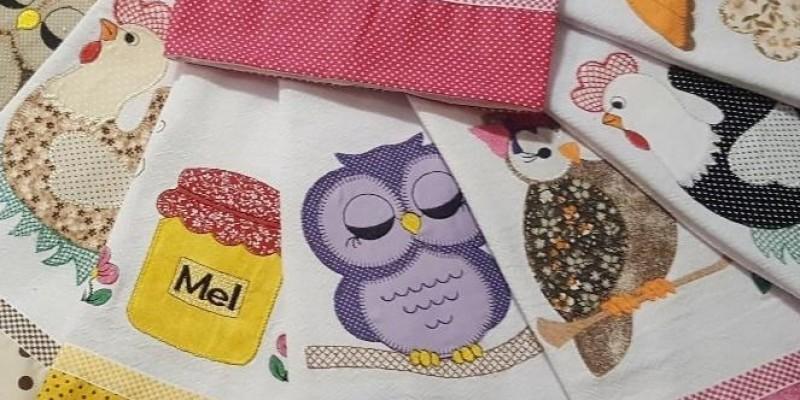 Clubes de Mães de São Ludgero estarão expondo e comercializando peças artesanais no dia 22 de novembro