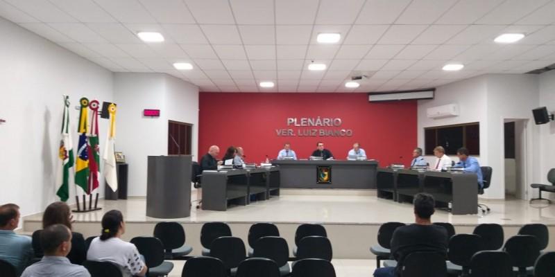 Confira os assuntos da Sessão Ordinária do dia 04 de novembro de 2019