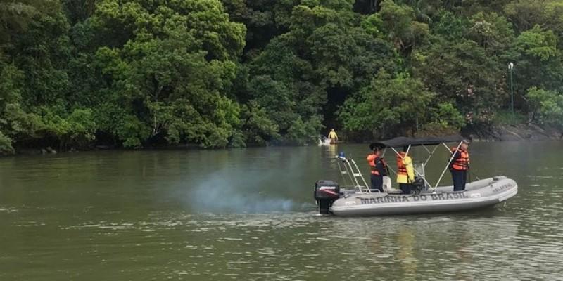 Corpos de pescadores desaparecidos em SC estavam amordaçados e amarrados por fita, diz delegado