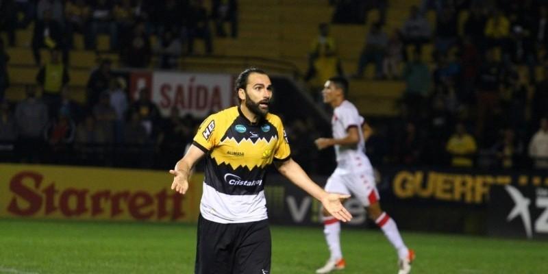 Dupla de ataque do Sport fez mais gols que o Criciúma na Série B