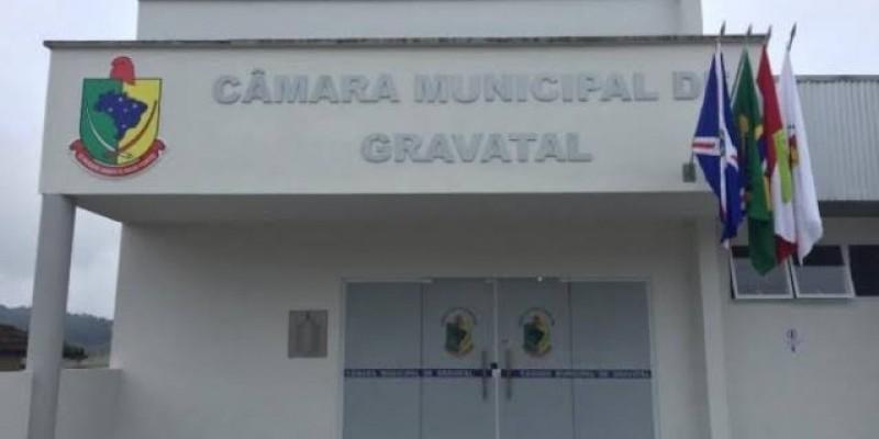 Em Gravatal: Câmara de Vereadores proíbe prefeitura de realizar contratações de ACTs em 2020
