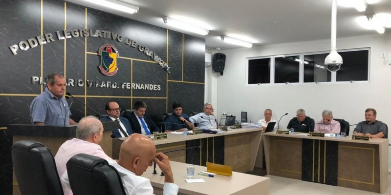 Legislativo cassa o mandato do prefeito de Gravatal