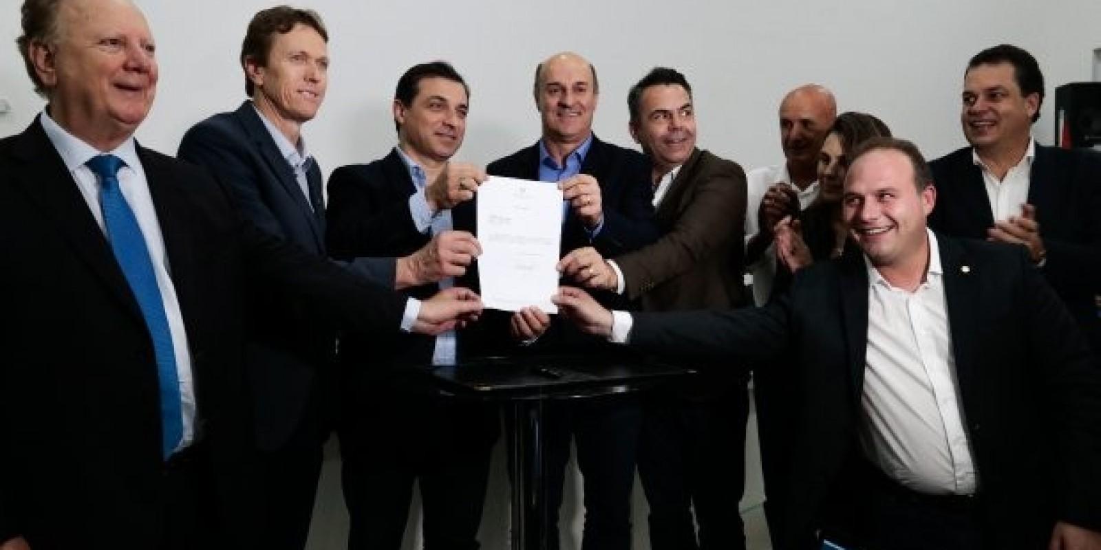 Governador libera R$ 15,8 milhões para construção de ponte sobre o Rio Araranguá