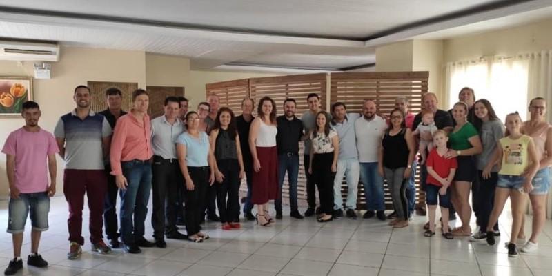 Partido Liberal (PL) de São Ludgero realizou Curso de Formação Política