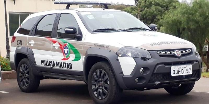 Polícia Militar cumpre mandado de prisão em Lauro Müller