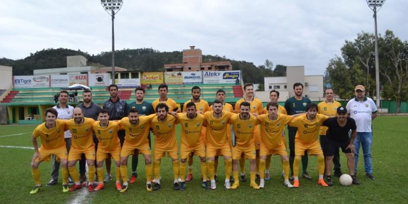 Torcida da Máquina Amarela é convocada a marcar presença em Aiurê na primeira disputa da final