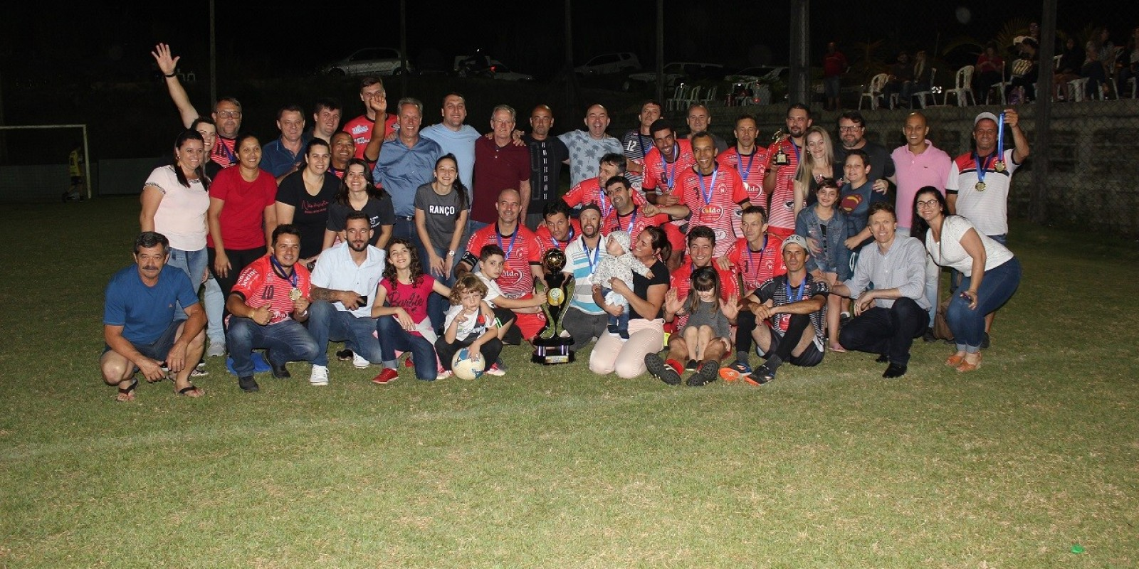 Ajax/Niehues campeão do Coroa Bom de Bola de São Ludgero