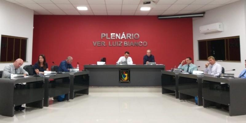 Confira os assuntos da sessão ordinária de segunda-feira, 02 de dezembro de 2019, na Câmara Municipal de São Ludgero