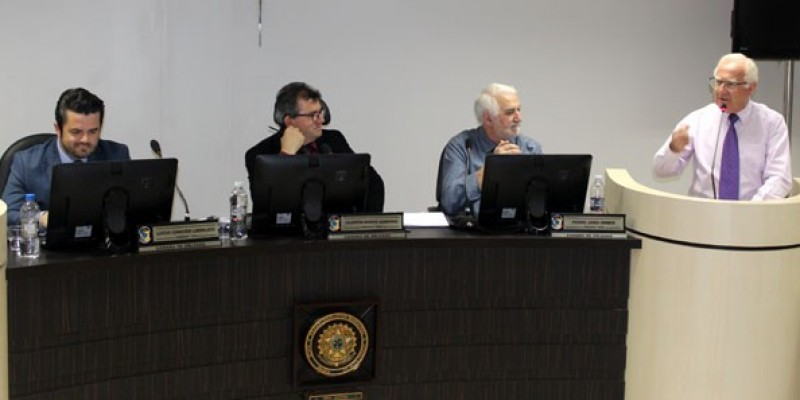 Eleição Suplementar: Valentim Bardini Sobrinho presidente do Legislativo Orleanense