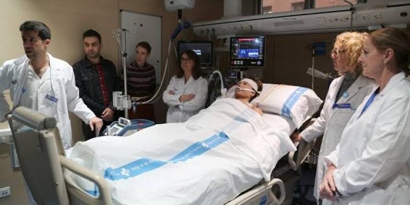 Médicos espanhóis reanimam mulher após mais de seis horas de parada cardíaca