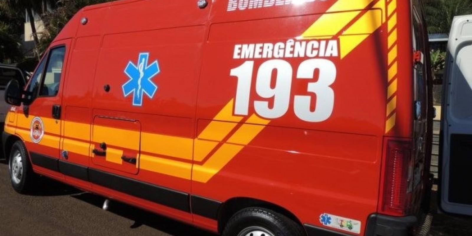 Trabalhador é encaminhado em estado grave ao hospital após levar choque em ar-condicionado