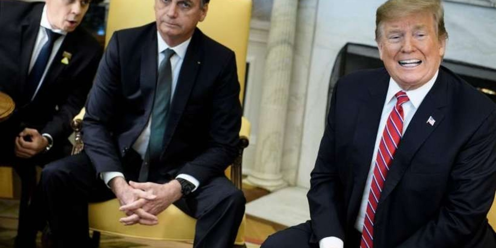 Trump anuncia que voltará com tarifas sobre aço e alumínio do Brasil