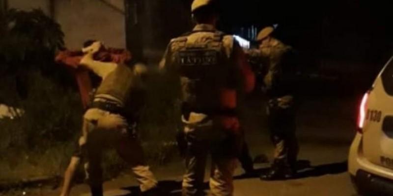 Abuso de autoridade: PMSC não revela mais nomes e fotos de presos