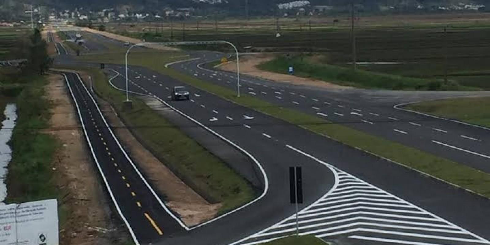 Liberação de rodovia é adiada mais uma vez