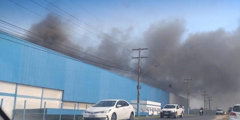 Librelato sofre incêndio e volta a funcionar meia hora depois