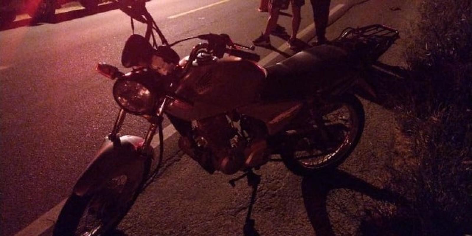 Motociclista morre após atropelar cachorro em Gravatal