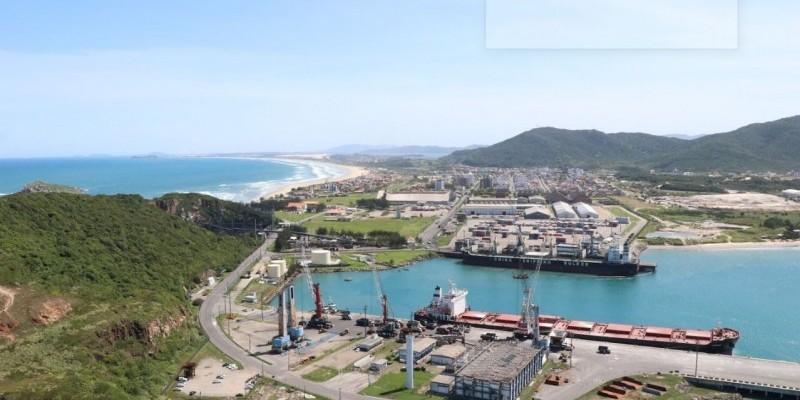 Porto de Imbituba comemora resultados de 2019