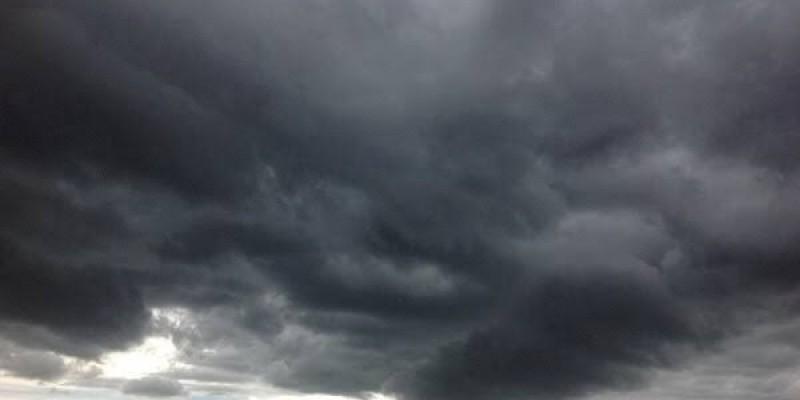 Sexta-feira será nublada em SC por causa de ciclone subtropical