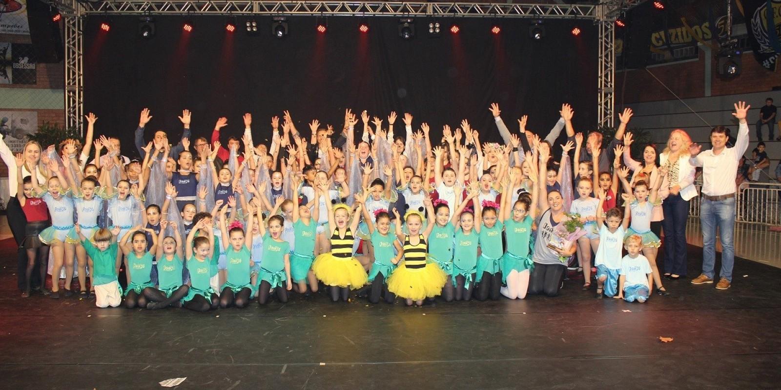 Inscrições para a Oficina Municipal de Dança São Ludgero 2020