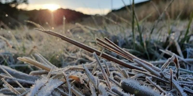 Quinta-feira terá temperaturas baixas em SC e possibilidade de geada ao amanhecer na Serra