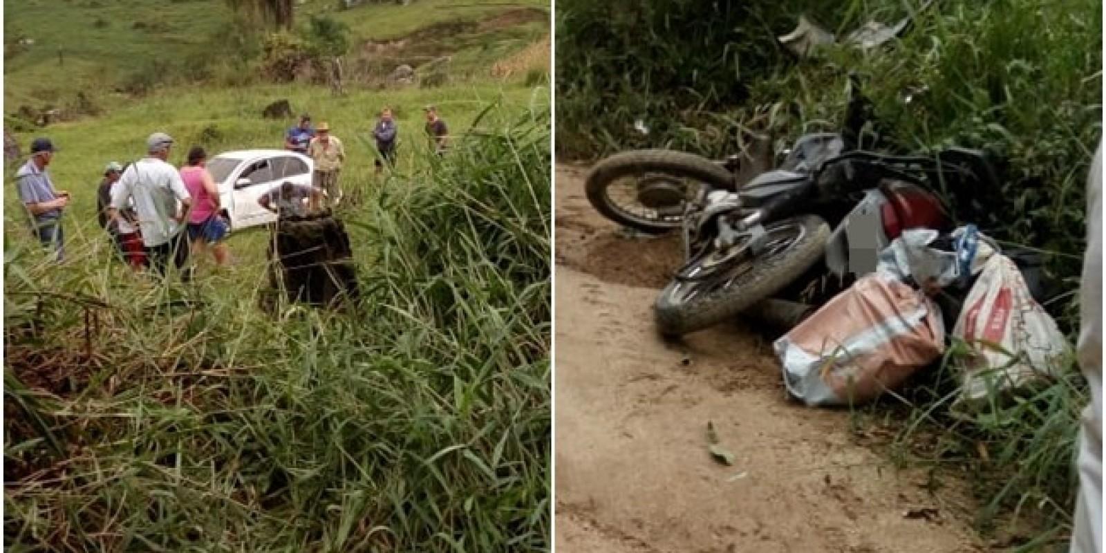 Acidente fatal é registrado em Braço do Norte