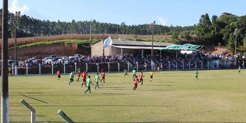 Muitos gols na abertura do 35º Campeonato Municipal de Futebol de Campo de São Ludgero