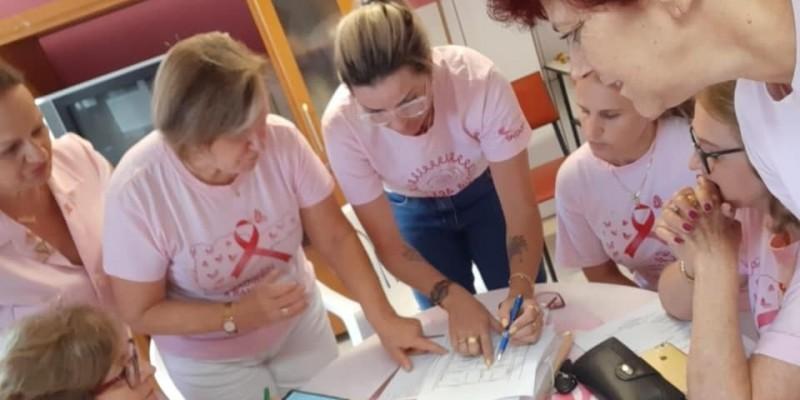 Rede Feminina idealiza projeto da construção da sede própria
