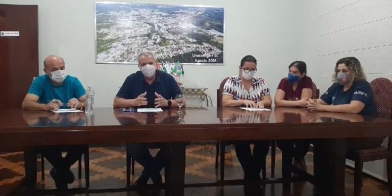 Urussanga confirma primeiro caso de Covid-19 no município