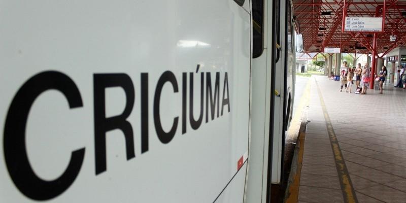 TJ nega recurso que pedia retorno de transporte coletivo municipal em Criciúma