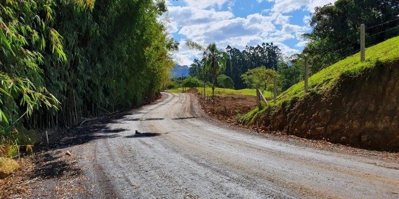 Pavimentação do acesso à Barragem: sonho próximo de virar realidade