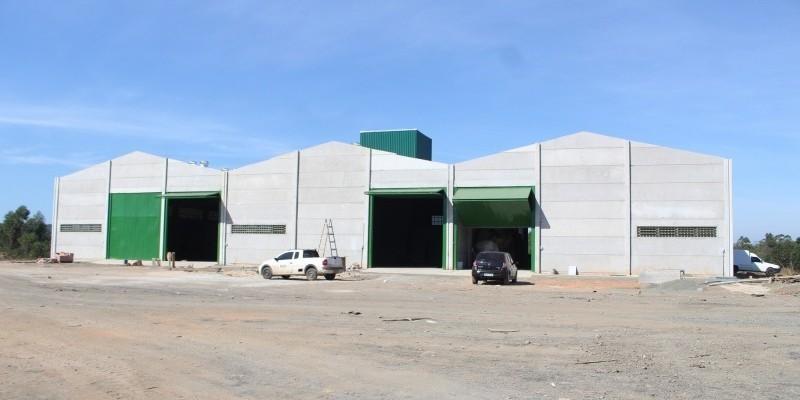 Prefeitura de Criciúma inaugura nesta quinta-feira Centro de Processamento de Resíduos Sólidos