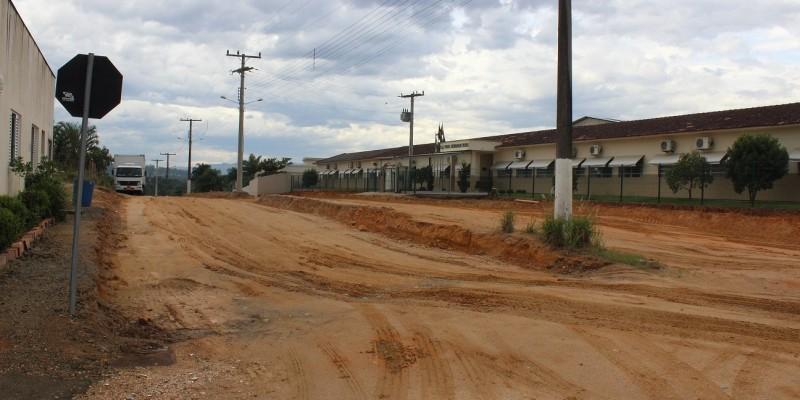 Prefeitura de São ludgero já retomou obras de pavimentações
