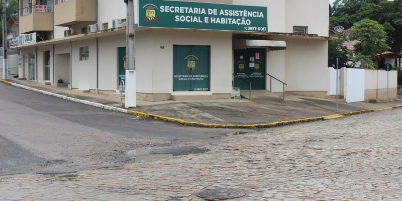 Secretaria de Assistência Social começa fazer atendimentos presenciais, com restrições, no dia 6 de abril