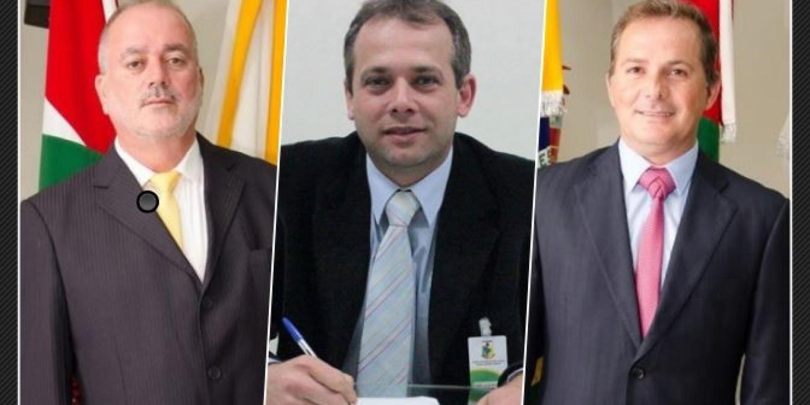 Zinho, Jairo e Chero são os novos filiados do MDB